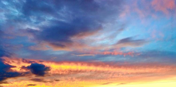 loving the skies I'm under (bl)